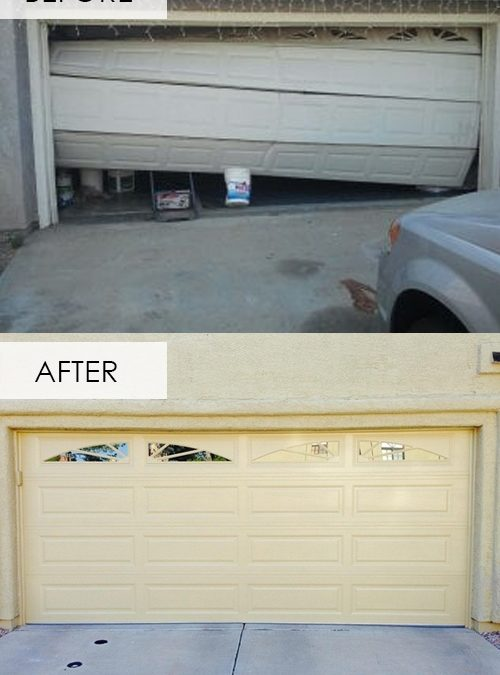 Do Garage Door Repair Services of Your Property